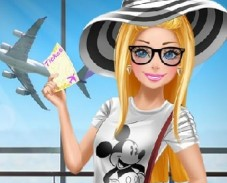 Игра Космическое Приключение Барби онлайн