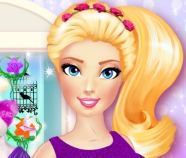 Игра Барби Мой Дом Мечты онлайн