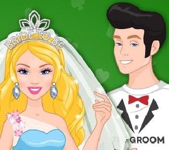 Игра Свадьба Барби в Лас-Вегасе онлайн