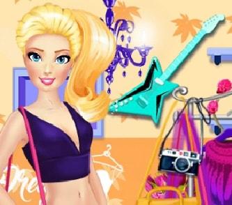 Игра Модный Магазин Мечты Барби онлайн