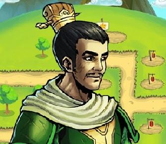 Игра Стратегии: Третье Королевство онлайн