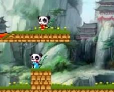 Игра Огонь и Вода: Панды онлайн