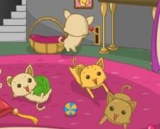 Игра Царство Кошек онлайн