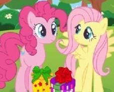 Игра Пони: Сюрприз для Рэйнбоу Дэш онлайн