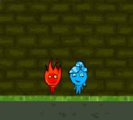 Игра Вода и Огонь 10 онлайн