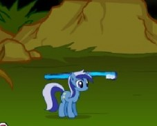 Игра Пони Колгейт с Зубной Щеткой онлайн