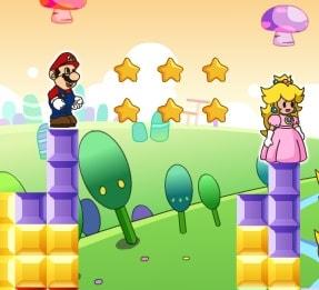 Игра Марио на Острове Радуги онлайн