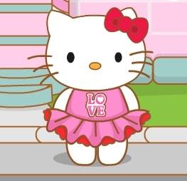 Игра Розовый Айфон Хелло Китти онлайн