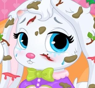 Игра Барби Спасает Пасхального Кролика онлайн
