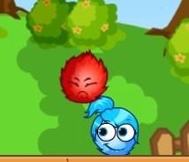 Игра Любовь Воды и Огня онлайн