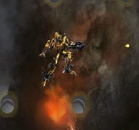 Игра Трансформеры: Атака Десептиконов онлайн