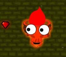 Игра Злые Огонь и Вода онлайн
