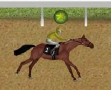 Игра на Двоих Лошади Гонки онлайн