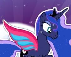 Игра Пони: Принцесса Луна онлайн