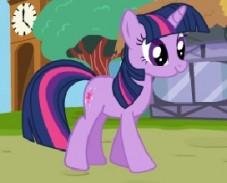 Игра Шопинг Пони онлайн