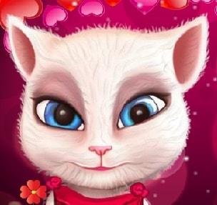 Игра Валентинов День Анжелы онлайн