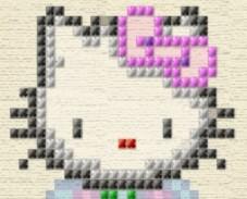 Игра Хелло Китти: Вышивка онлайн