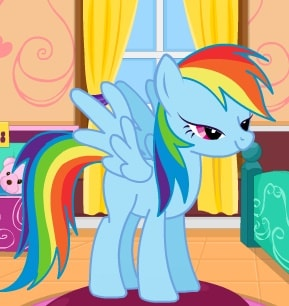 Игра Зимняя Мода для Пони онлайн