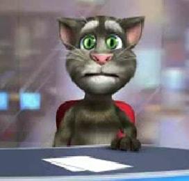 Игра Говорящий Кот и Собака Новости онлайн