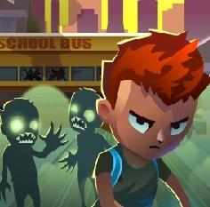Игра Быстрее Чем Зомби онлайн
