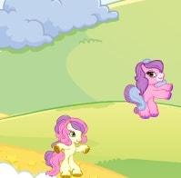Игра Страна Пони онлайн