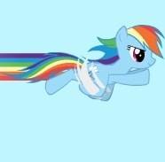 Игра Перегоны Флаффл Пафф и Пони онлайн