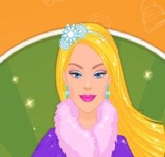 Игра Барби Шьет Пальто онлайн