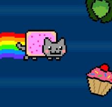 игра кошка радуга играй онлайн