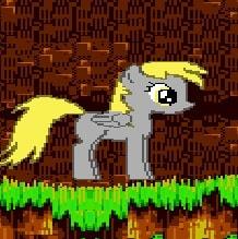 Игра Пони Собирает Кристаллы онлайн