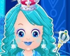 Игра Хейзел Ледяная Принцесса онлайн
