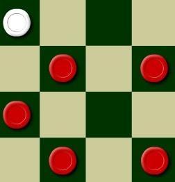 Игра Настольные Шашки онлайн