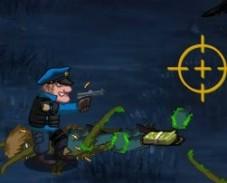 Игра Охотник на Зомби 2 онлайн