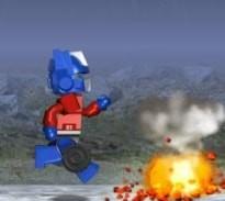 Игра Трансформеры Лего онлайн
