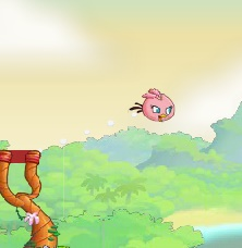 Игра Angry Birds: Стелла онлайн