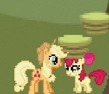Игра Пони Готовят Сидр онлайн