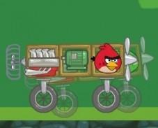 Игра Злые Птички Вперед Вперед Вперед онлайн