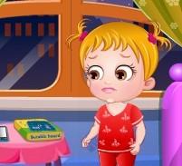 Игра Малышка Хейзел: День Отца онлайн