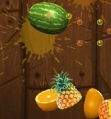 Игра Фрут Ниндзя Капов 2 онлайн