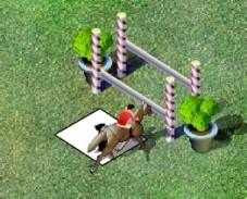 Игра Игры Лошади Конкур онлайн