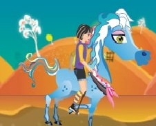 Игра Скачки на Пони онлайн