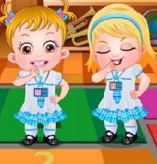 Игра Малышка Хейзел Клоун онлайн