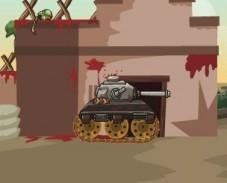 Игра Танк Против Зомби онлайн