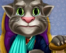 Игра Говорящий Том Попал в Больницу онлайн