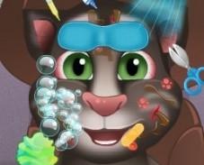 Игра Малыш Том: Макияж онлайн