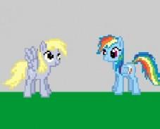 Игра Развлекать Пони Дерпи онлайн