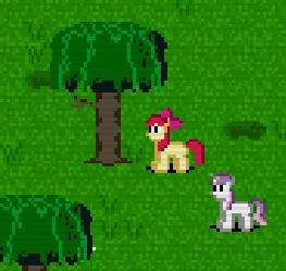 Игра Футбол Пони онлайн
