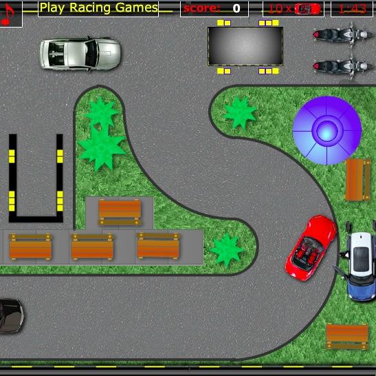 Игра Припаркуй мой кабриолет онлайн