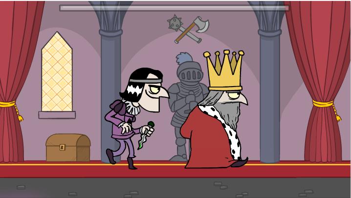 Игра Убийство короля онлайн