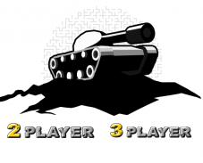 Игра Танки в лабиринте онлайн