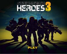 Герои ударного отряда 3 онлайн